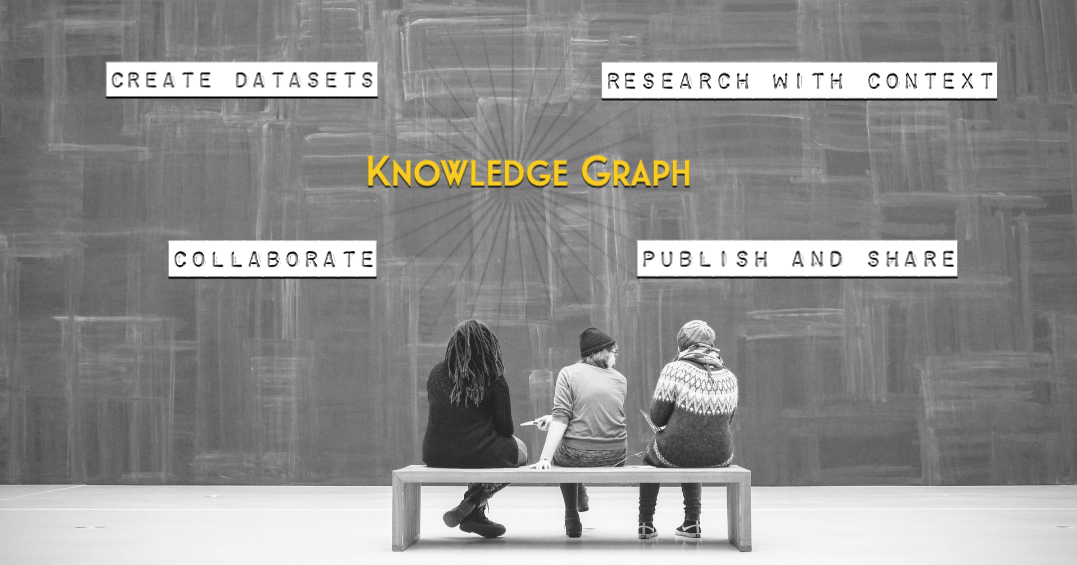 ResearchSpace Knowledge graph